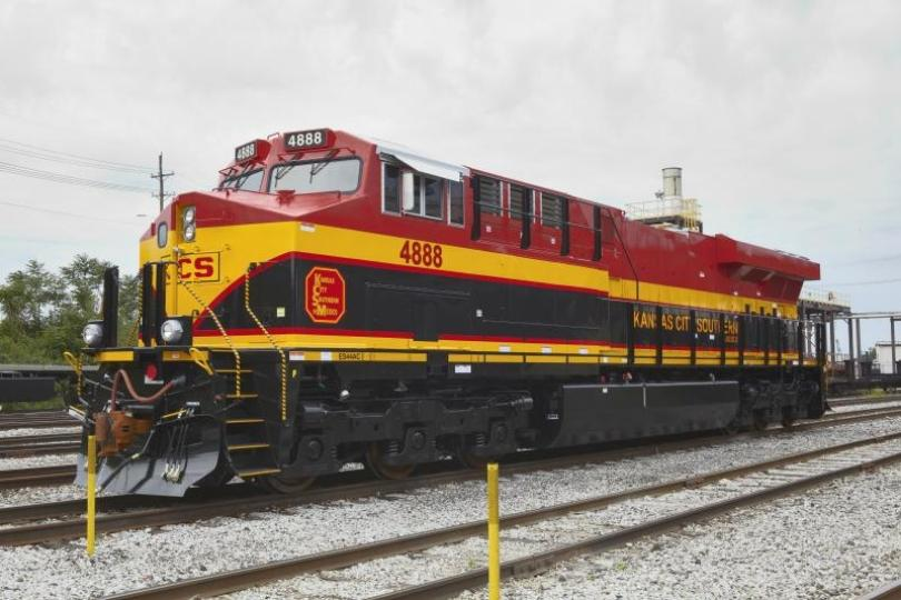 KCS to Acquire 50 New Locomotives from GE Transportation