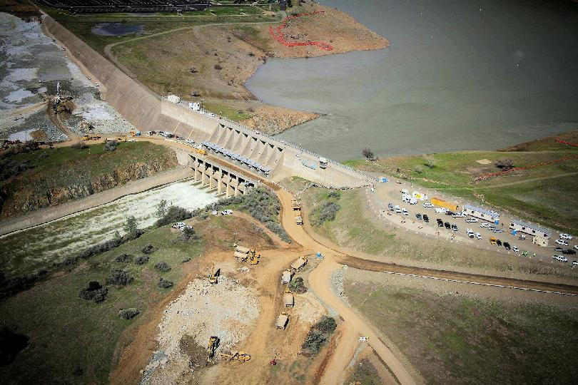 Repair Bill for Country's Tallest Dam Now Estimated at Over $1B